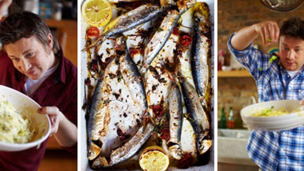 - Bildquelle: Jamie Oliver/ David Loftus