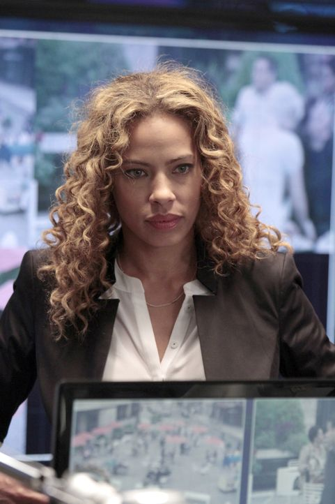 Die neue Partnerin von Al und Carrie: Cherie Rollins-Murray (Tawny Cypress) ... - Bildquelle: Giovanni Rufino 2013 Sony Pictures Television Inc. All Rights Reserved.