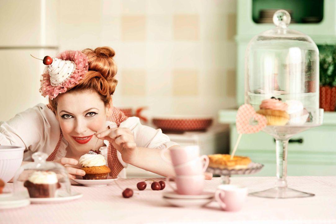 Sweet & Easy - Enie backt auf sixx - Bildquelle: sixx/Arne Weychardt