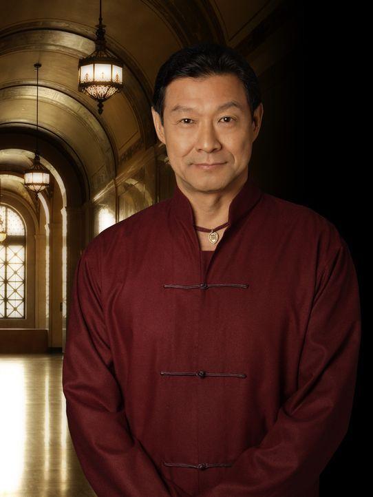 (1. Staffel) - Der Akkupunkteur Dr. Chen (James Saito) hilft dem Anwalt Eli Stone, sich an seine Vergangenheit zu erinnern, was nicht alle Freunde d... - Bildquelle: Disney - ABC International Television