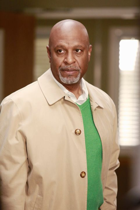 Während der rechtlichen Auseinandersetzung mit der Fluglinie, muss Webber (James Pickens, Jr.) feststellen, dass ihm ein unangenehmes Missgeschick u... - Bildquelle: ABC Studios