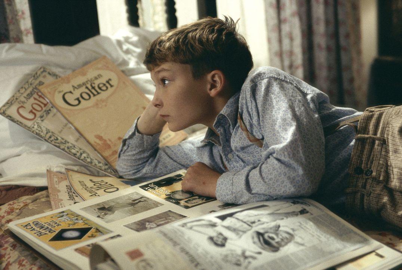 Obwohl noch sehr jung, ist Hardy (J. Michael Moncrief) bereits ein großer Golfer ... - Bildquelle: 20th Century Fox Film Corporation