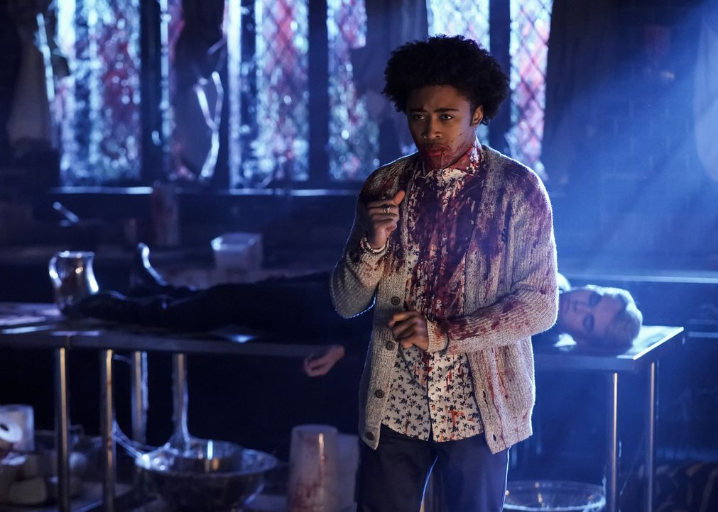 MG (Quincy Fouse) - Bildquelle: Jace Downs 2019 The CW Network, LLC. All rights reserved. / Jace Downs