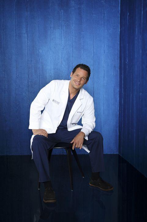 (9. Staffel) - Neue Herausforderungen warten täglich auf Dr. Alex Karev (Justin Chambers) ... - Bildquelle: ABC Studios