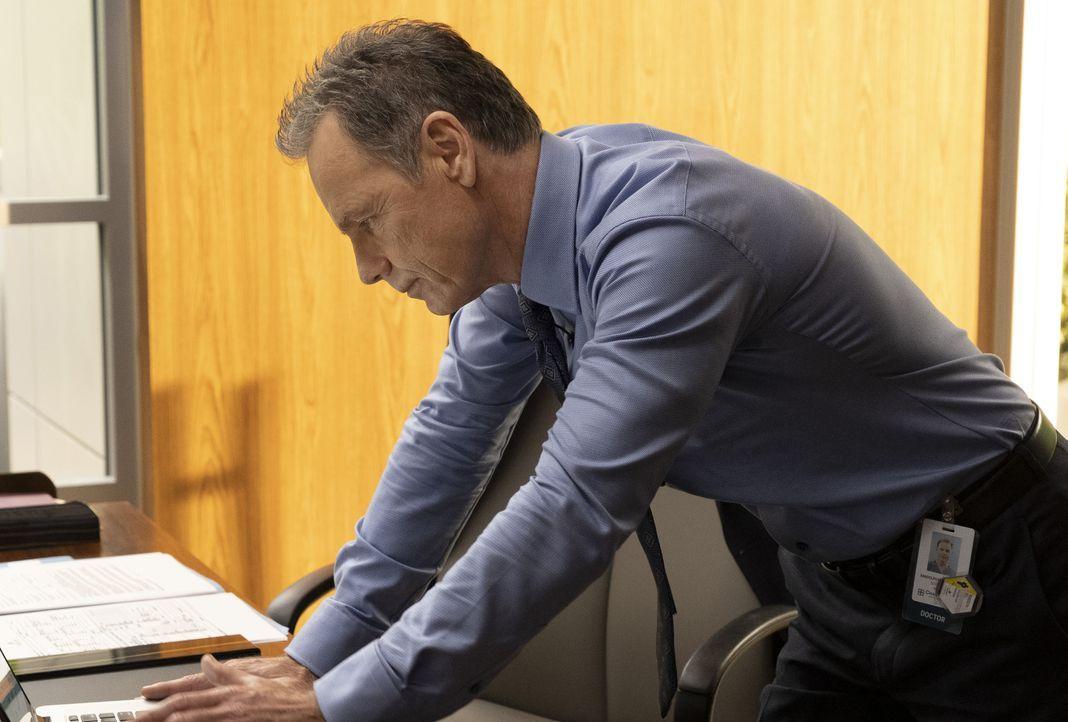 Dr. Randolph Bell (Bruce Greenwood) - Bildquelle: Steve Dietl 2018-2019 Twentieth Century Fox Film Corporation. All rights reserved. / Steve Dietl