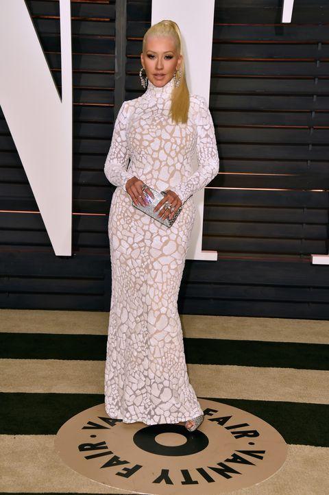 Christina Aguilera - Bildquelle: AFP