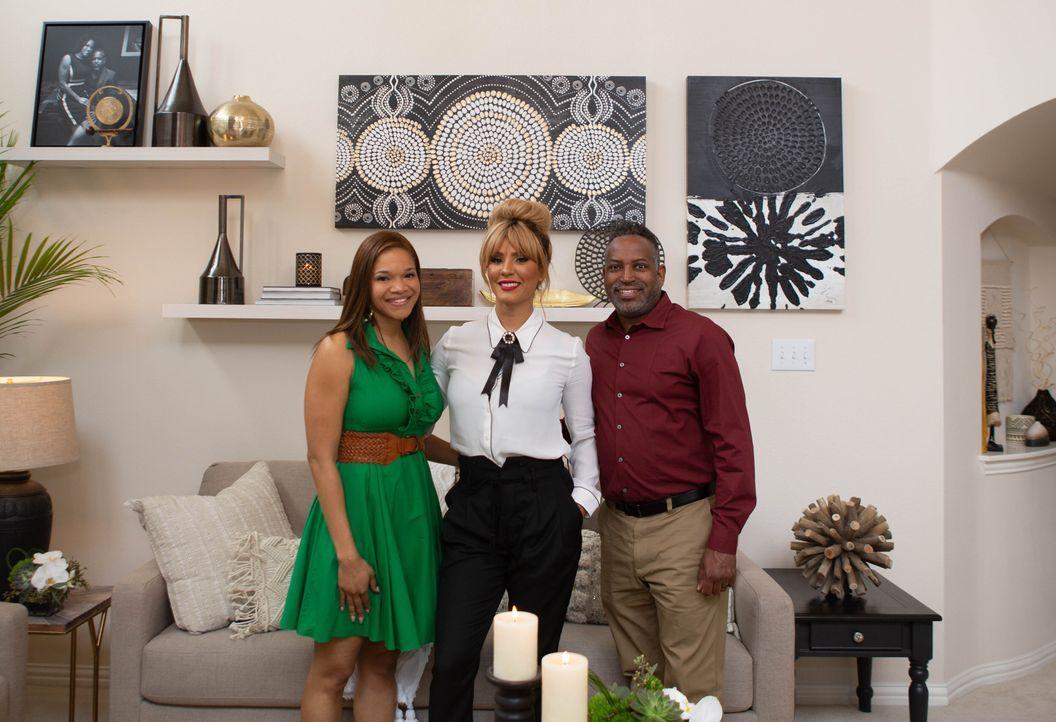 (v.l.n.r.) Yvette; Nikki; Corey - Bildquelle: Unboxed CND (OHM) Productions Inc. MMXVII