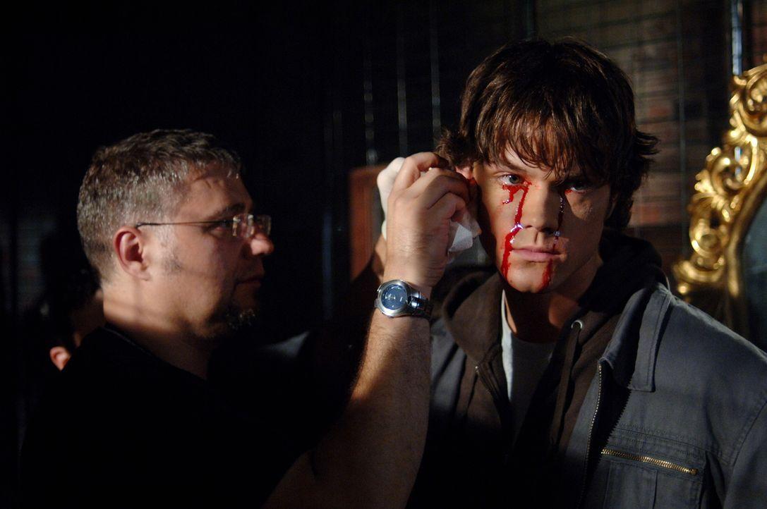 """Dreharbeiten zu """"Bloody Mary"""" ... - Bildquelle: Warner Bros. Television"""