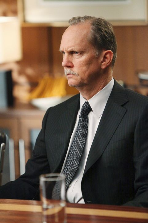 Macht Derek für den Tod seiner Frau verantwortlich: Gary Clark (Michael O'Neill) ... - Bildquelle: Touchstone Television
