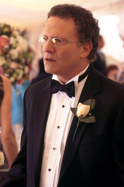 Der friedliebende und konservative Arzt Jerry Peyser (Albert Brooks) geht in den Vorbereitungen für die Hochzeit seiner Tochter Melissa voll auf. Z... - Bildquelle: Warner Bros.