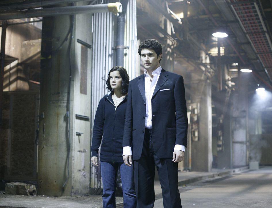 Jesse (Jaimie Alexander, l.) und Kyle (Matt Dallas, r.) machen sich gemeinsam auf die Suche nach Amanda ... - Bildquelle: TOUCHSTONE TELEVISION