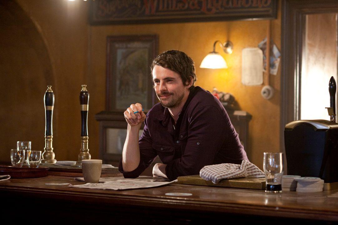 Nicht nur Anna hat in Dublin etwas zu erledigen, sondern auch Declan (Matthew Goode) ... - Bildquelle: 2010 Universal Studios