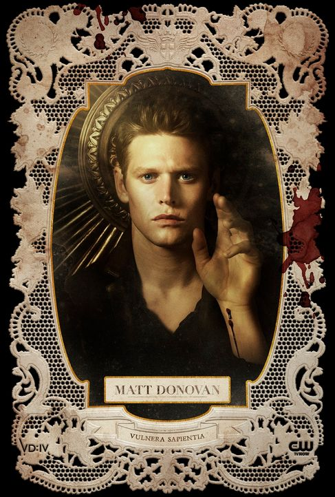 Zach Roerig ist Matt Donovan - Bildquelle: Warner Bros Entertainment Inc.