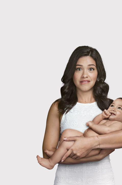 (2. Staffel) - Neue Herausforderungen und Probleme warten auf Jane (Gina Rodriguez) ... - Bildquelle: 2015 The CW Network, LLC. All rights reserved.