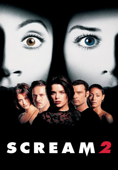 Scream 2 - Artwork - Bildquelle: Paramount Pictures and Miramax. All Rights Reserved.