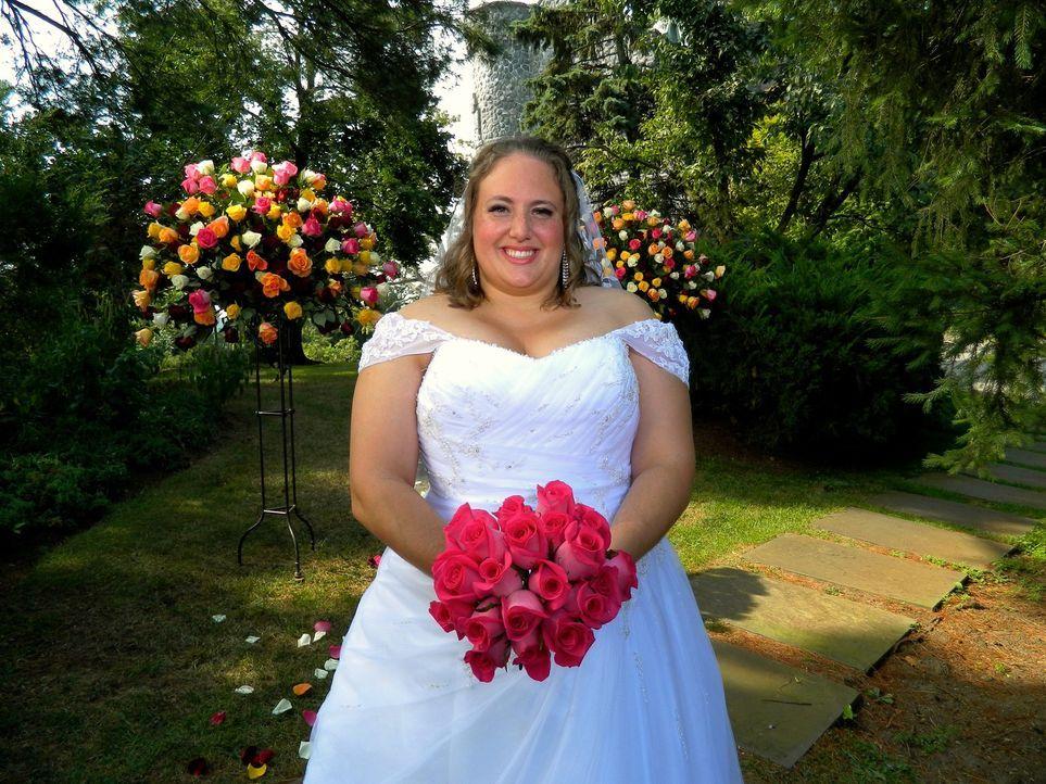 Feiert Mandy die perfekte Hochzeit? - Bildquelle: Richard Vagg DCL
