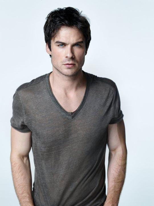 (5. Staffel) - Für Elena würde Damon (Ian Somerhalder) alles tun, aber reicht das? - Bildquelle: Warner Bros. Entertainment Inc.