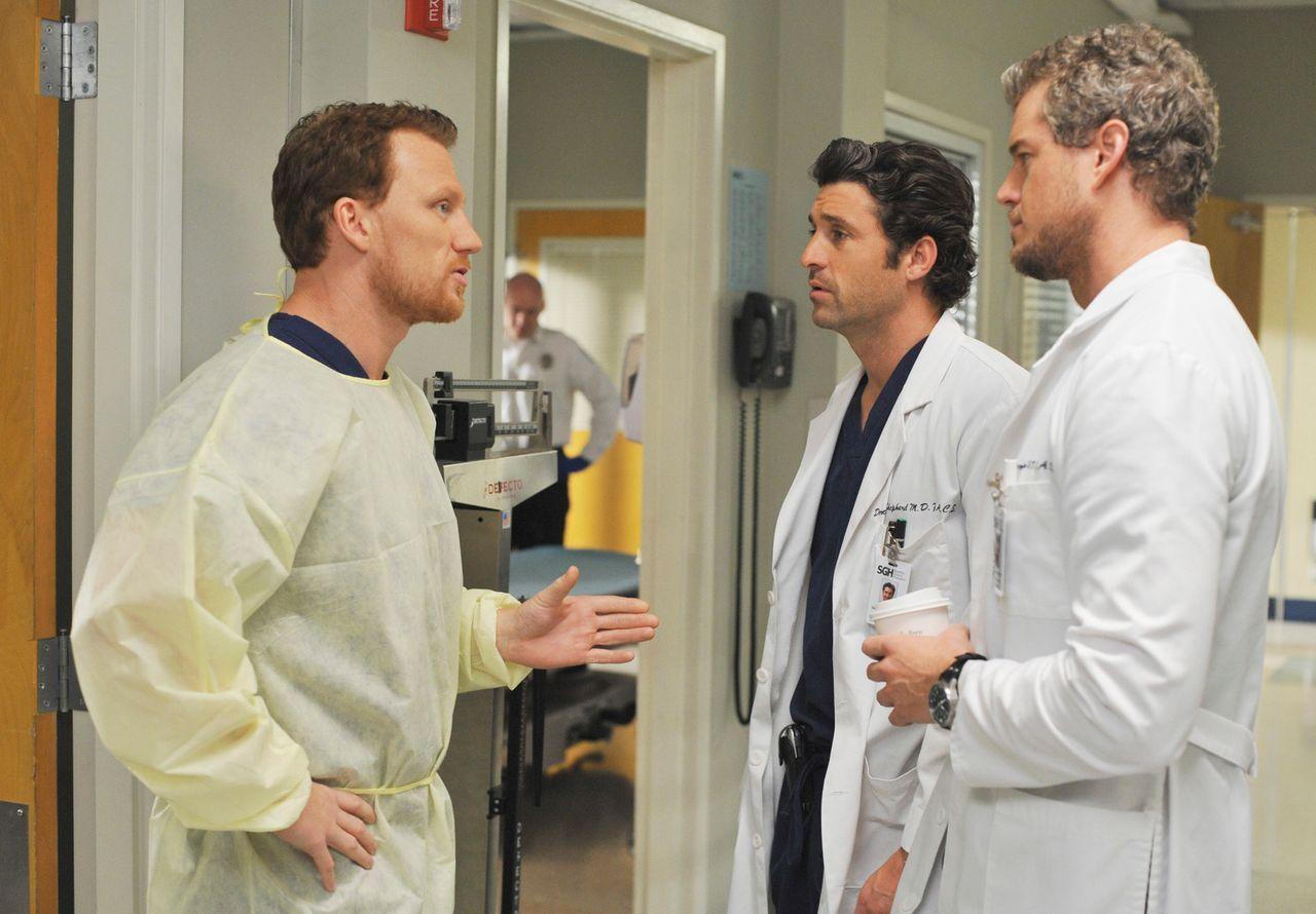 Greys Anatomy Krieg Und Frieden Sixx