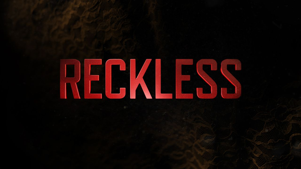 RECKLESS - Logo - Bildquelle: 2013 CBS BROADCASTING INC. ALL RIGHTS RESERVED.