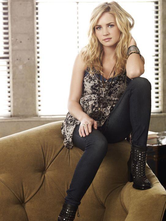 (2. Staffel) - Das Leben hält so manche Überraschung für Lux (Brittany Robertson) bereit ... - Bildquelle: 2010 The CW Network, LLC. All Rights Reserved.