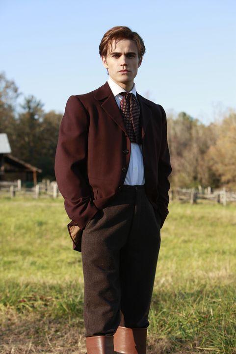 Stefan (Paul Wesley) denkt, in Katherine seine große Liebe gefunden zu haben ... - Bildquelle: Warner Bros. Television