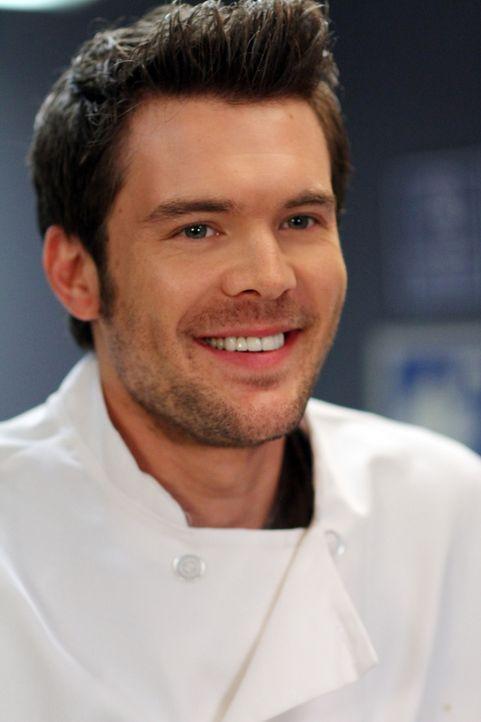 Mark (Charlie Weber) träumt von einer Karriere als Koch. Noch hat er nur mit seinen Catering - Unternehmen etwas Erfolg. Doch der Durchbruch fehlt.... - Bildquelle: TM &   CBS Studios Inc. All Rights Reserved