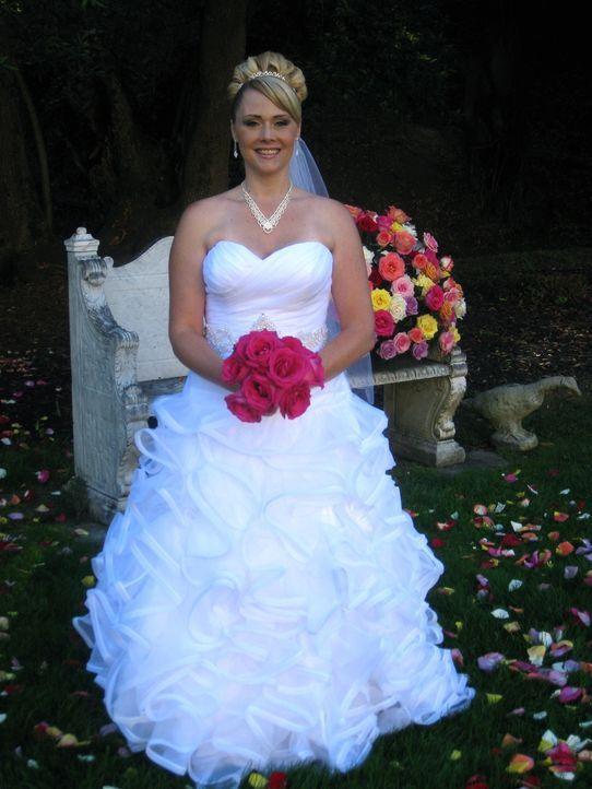 Christa ist davon überzeugt, dass ihre Hochzeit die beste sein wird. Sehen das ihre Konkurrentinnen genauso? - Bildquelle: Richard Vagg DCL