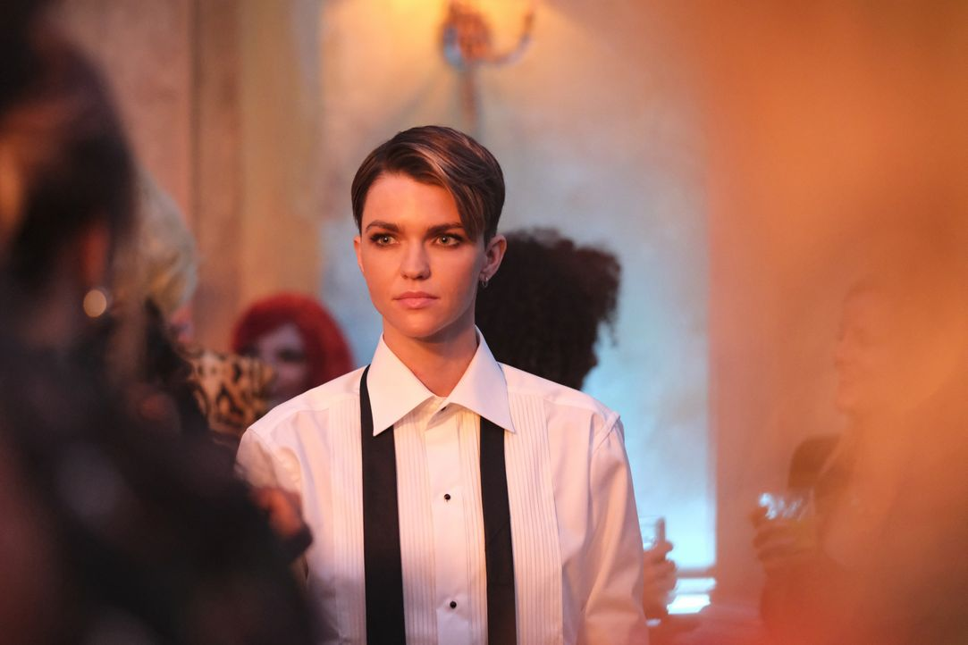 Kate Kane (Ruby Rose) - Bildquelle: Bettina Strauss 2020 The CW Network, LLC. All rights reserved. / Bettina Strauss