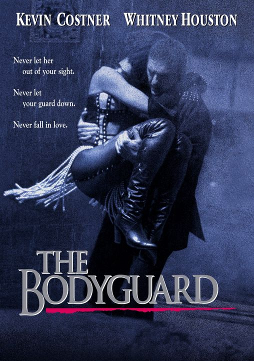 The Bodyguard - Plakat - Bildquelle: Warner Bros.