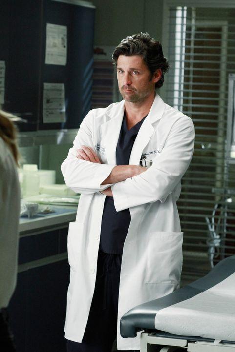 Hat seine Beziehung zu Meredith noch eine Chance? Derek (Patrick Dempsey) ... - Bildquelle: ABC Studios