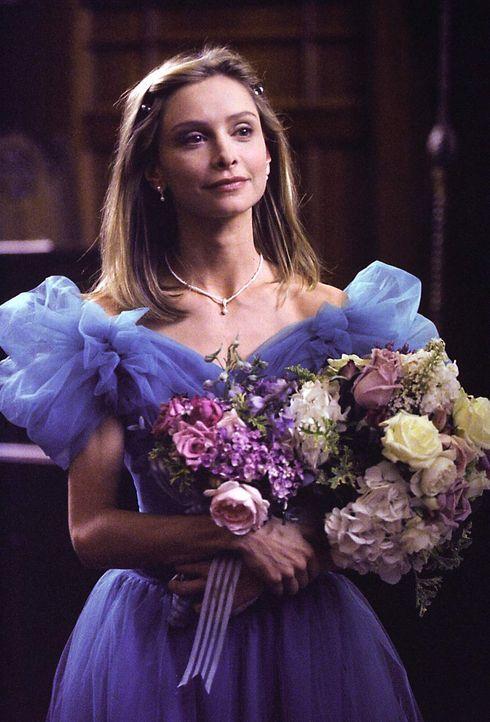 Als Brautjungfer sollte Ally (Calista Flockhart) eigentlich die Braut unterstützen, doch die jüngsten Ereignisse treiben Ally zu einer folgenschwere... - Bildquelle: 1999 Twentieth Century Fox Film Corporation. All rights reserved.