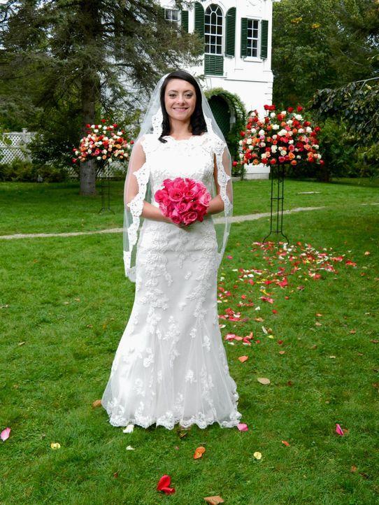Nicole glaubt, dass ihre Hochzeit einfach perfekt wird ... - Bildquelle: Richard Vagg DCL