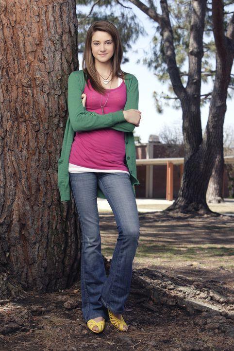 (1. Staffel) - Ihr steht eine sehr schwere Zeit bevor: Amy (Shailene Woodley) ... - Bildquelle: ABC Family
