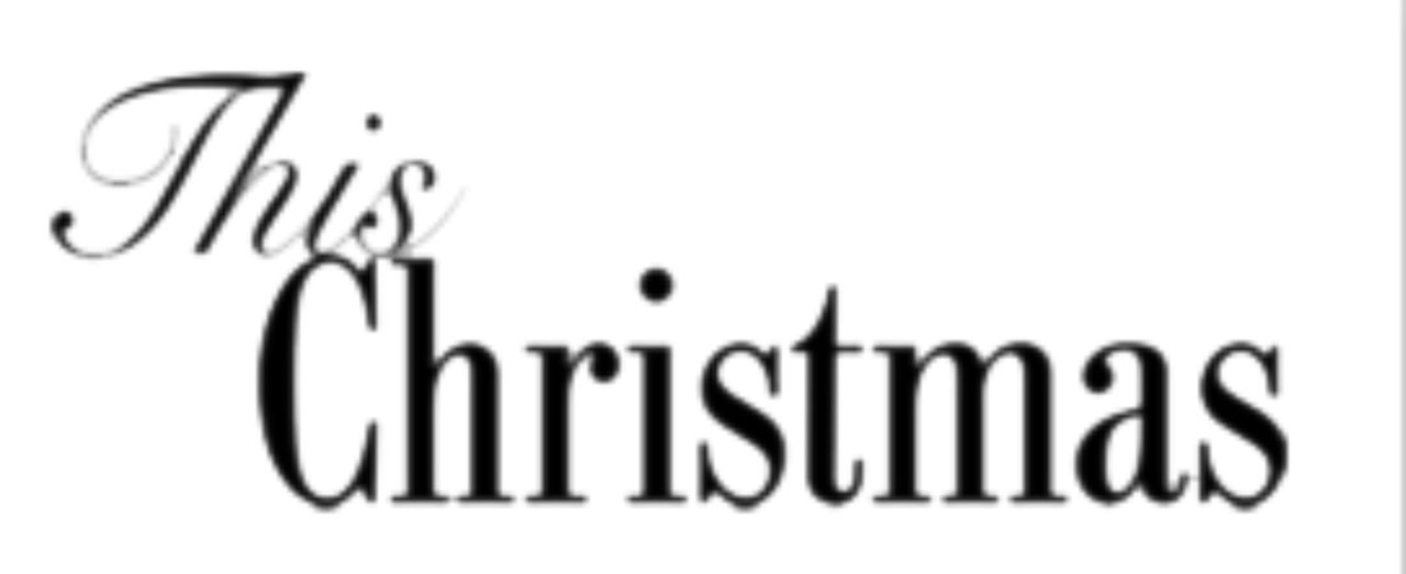 THIS CHRISTMAS - Logo - Bildquelle: CPT Holdings, Inc.  All Rights Reserved.