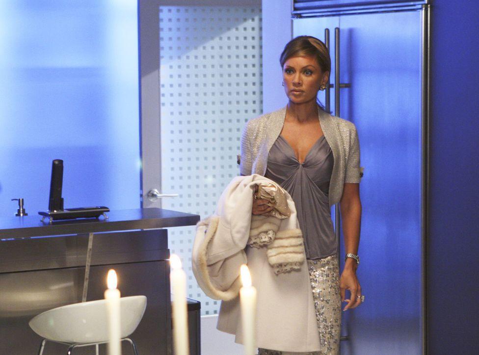 Kann nicht glauben, dass Daniel die Verantwortung an Betty übertragen hat: Wilhelmina (Vanessa Williams) ... - Bildquelle: Buena Vista International Television