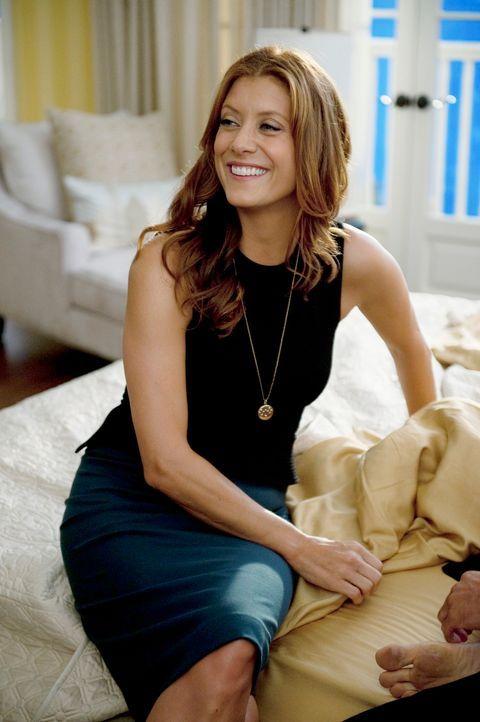Genießt ihre aufblühende Romanze: Addison (Kate Walsh) ... - Bildquelle: ABC Studios