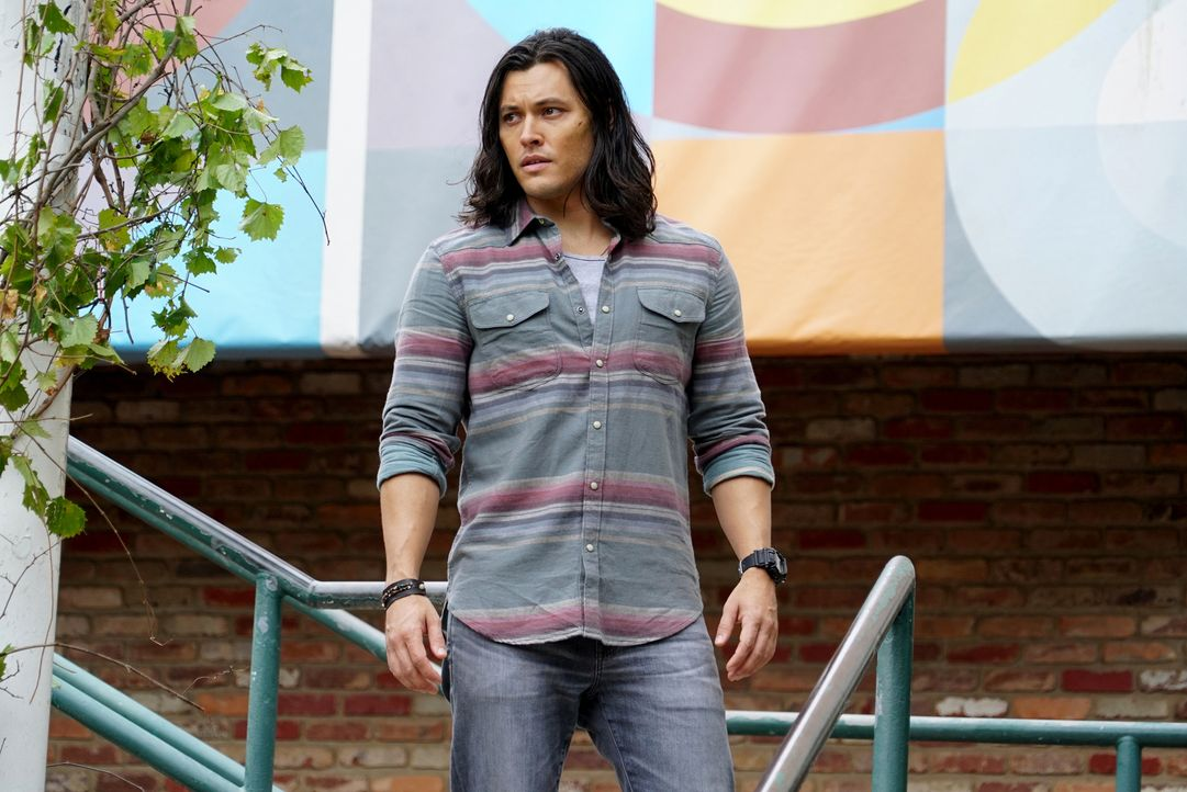 Thunderbird (Blair Redford) - Bildquelle: Annette Brown 2019 Fox and its related entities.  All rights reserved.  MARVEL TM &   2017 MARVEL