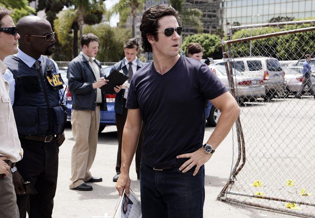 Gemeinsam mit seinem Team, ermittelt Don (Rob Morrow) in einem neuen Fall ... - Bildquelle: Paramount Network Television