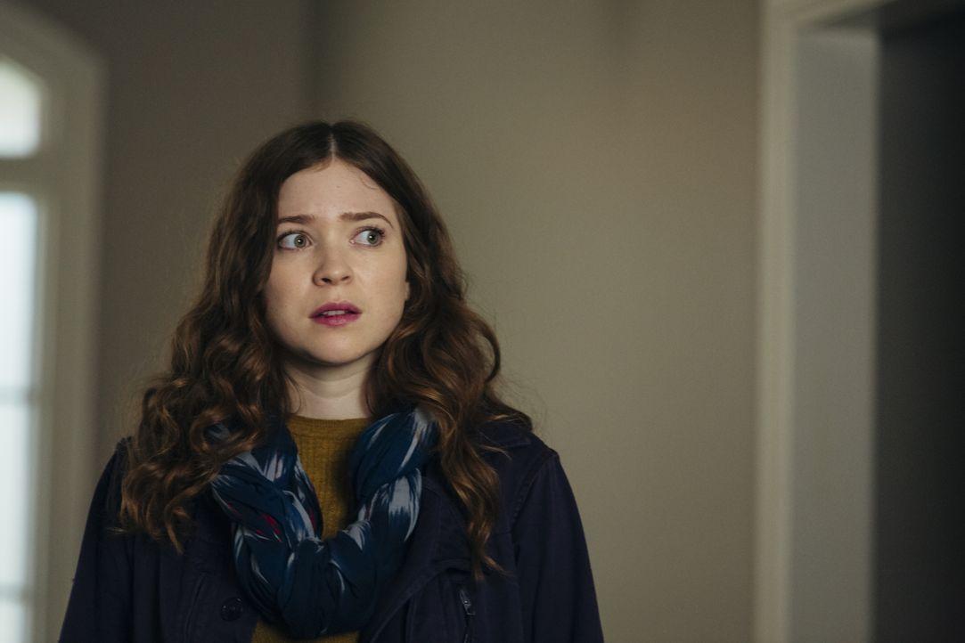 Als Katia (Sofia Banzhaf) erfährt, dass ein neuer, alter Feind auf der Bildfläche aufgetaucht ist, trifft sie eine Entscheidung, um ihre Familie zu... - Bildquelle: 2016 She-Wolf Season 3 Productions Inc.