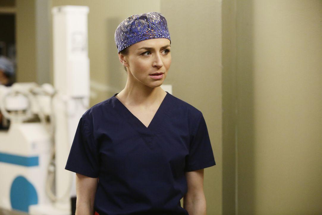 Nachdem sich Dr. Hermans Zustand verschlechtert hat, ist für Amelia (Caterina Scorsone) der Moment der Wahrheit gekommen: Sie muss operieren ... - Bildquelle: ABC Studios