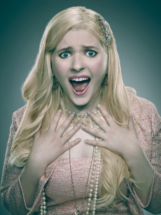 (1. Staffel) - Für Chanel #5 (Abigail Breslin) zählen nur Ansehen, Wohlstand und gute Partys, bis ein Serienmörder im KKT Haus auftaucht ... - Bildquelle: Jill Greenberg 2015 Fox and its related entities.  All rights reserved.