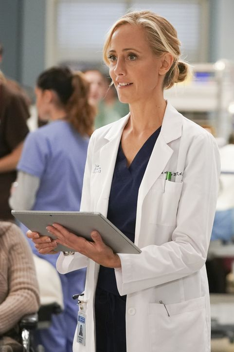 Dr. Teddy Altman (Kim Raver) - Bildquelle: Gilles Mingasson 2020 American Broadcasting Companies, Inc. All rights reserved. / Gilles Mingasson