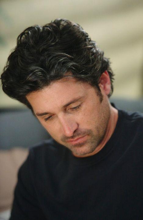 Wünscht sich mit Meredith ein Baby: Derek (Patrick Dempsey) ... - Bildquelle: ABC Studios