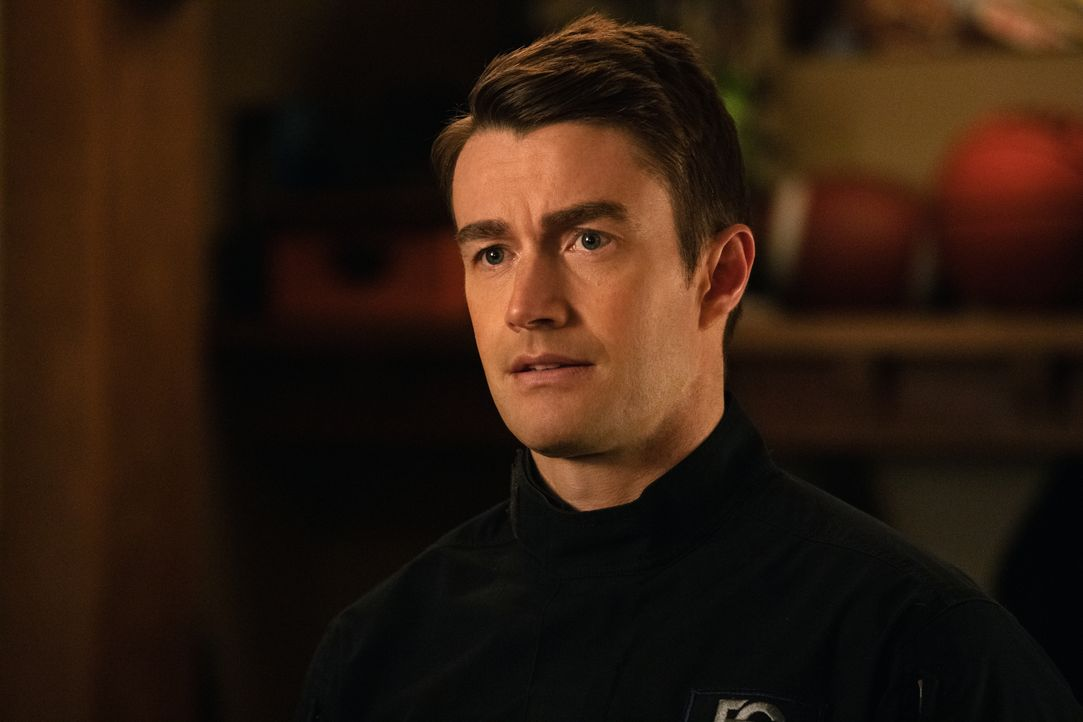 Major Lilywhite (Robert Buckley) - Bildquelle: Jack Rowand 2019 The CW Network, LLC. All Rights Reserved. / Jack Rowand
