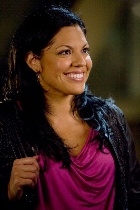 Nachdem Callie und Mark sich im Bereitschaftsraum miteinander vergnügt haben, und Mark dabei Erica Hahn erwähnte, wird Callie (Sara Ramirez) nachd... - Bildquelle: Touchstone Television