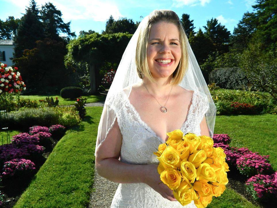 Auch Wendy möchte die perfekte Hochzeit feiern und die traumhafte Hochzeitsreise gewinnen ... - Bildquelle: Richard Vagg DCL