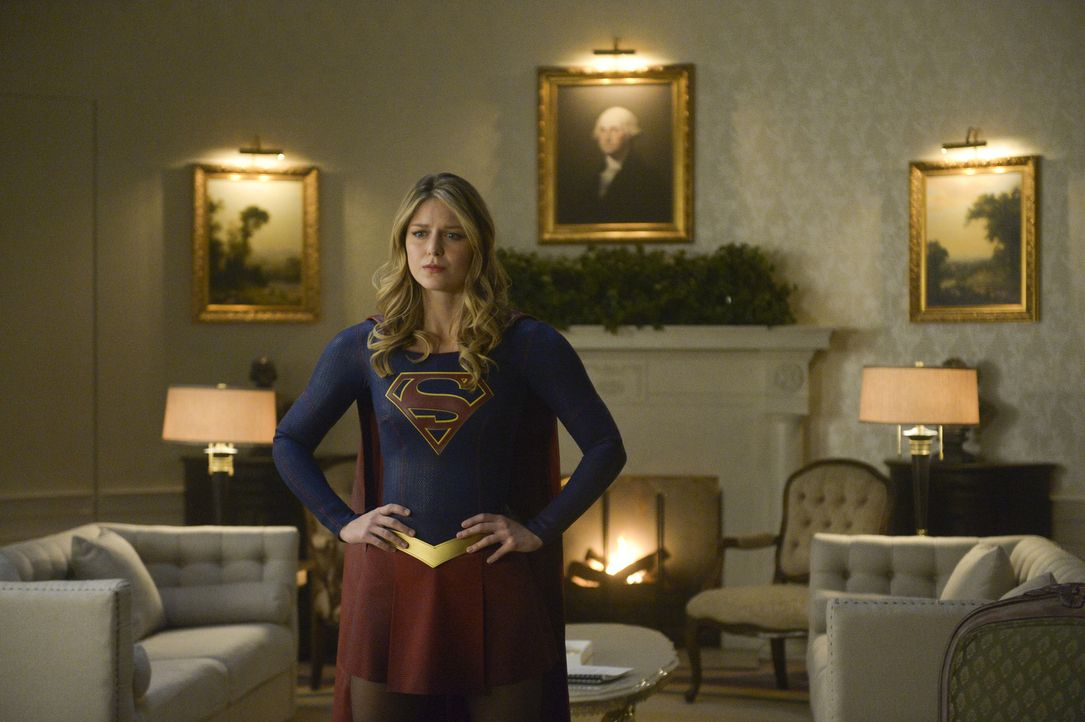 Kara alias Supergirl (Melissa Benoist) - Bildquelle: Sergei Bachlakov 2018 The CW Network, LLC. All Rights Reserved.