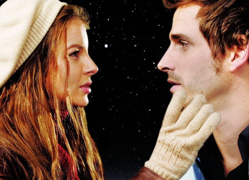 Alle Jahre wieder mischt sich der Weihnachtsengel Uriel (Max von Thun, r.) unbemerkt ins irdische Geschehen ein, um verzagten Menschen wieder Lebens... - Bildquelle: SAT.1