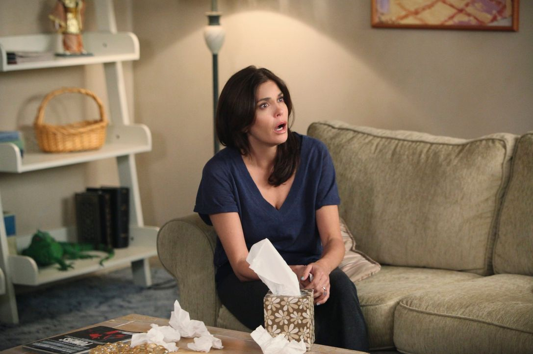 Susans (Teri Hatcher) Job steht auf der Kippe, als sie einen wichtigen Kunden verärgert und damit die Wut ihrer Chefin Maxine auf sich zieht ... - Bildquelle: ABC Studios