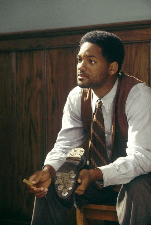 Bagger Vance (Will Smith) ahnt, wie er Rannulph Junuh helfen kann ... - Bildquelle: 20th Century Fox Film Corporation
